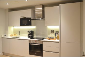 Bakers Quay Gloucester Luxury Warehouse Apartments Robinswood Hill Kitchen