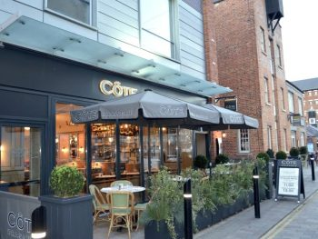 Gloucester Quays Cote Brasserie